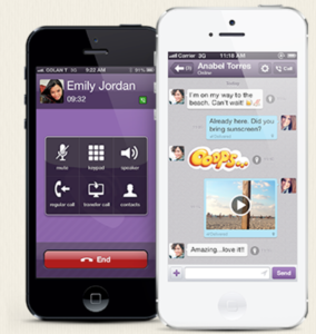 Viber iPhone