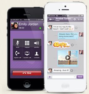 Viber iPhone