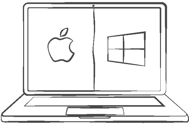 Установка Windows на Mac в Минске
