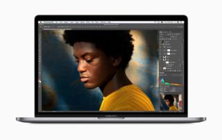 Новые MacBook Pro 2018 от Apple.